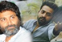 Trivikram Serious on Aravinda Sametha Still Leaked