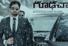 goodachari teaser