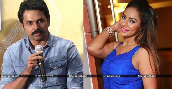 hero karthi fires on sri reddy