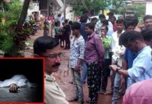 husband live 7 days wife- dead body At karnataka