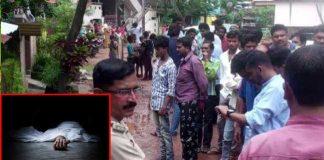 husband live 7 days wife- dead body At karnataka