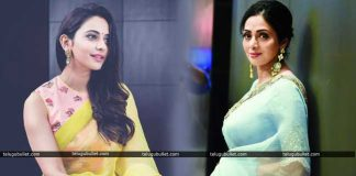 rakul preet singh to play Sridevi in NTR biopic