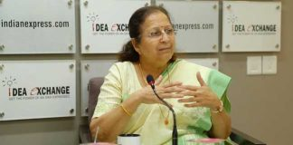 speaker sumitra mahajan accept no confidence motion
