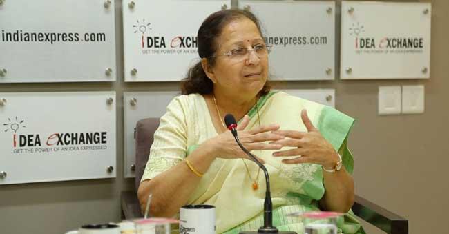 speaker sumitra mahajan accept no confidence motion
