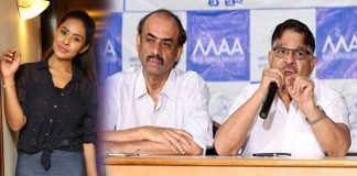 sri reddy comments on suresh babu and allu arvind