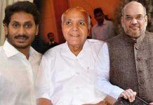 will jagan and amith shah influence ramoji