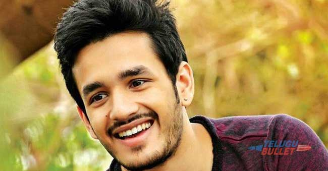 Akhil akkineni focusing on low budget movies