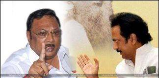 Alagiri makes sensational comments on stalin