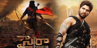 Allu Arjun In Sye Raa Narasimhareddy Movie