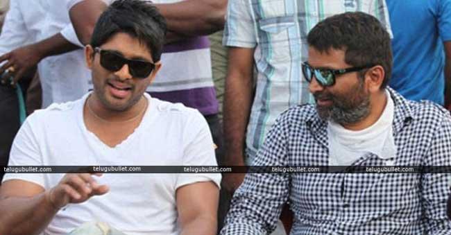 Allu Arjun and Trivikram Srinivas combo again