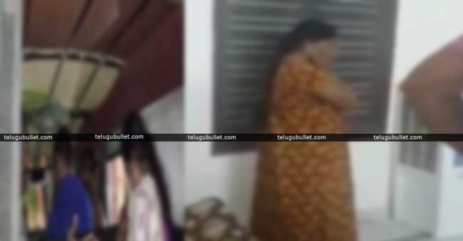 Constable wife illegal affair exposed
