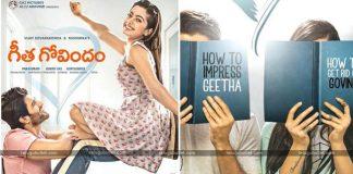 Geetha Govindam Movie Leaked In K.L University Student