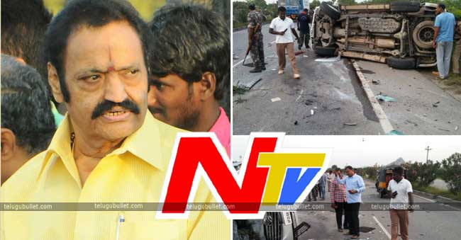 NTV Anniversary Celebrations cancelled over Harikrishnans Demise