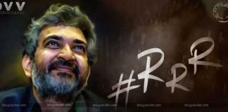 Rajamouli RRR Movie Updates