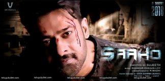 Prabhas sahoo Movie As Visual Wonder
