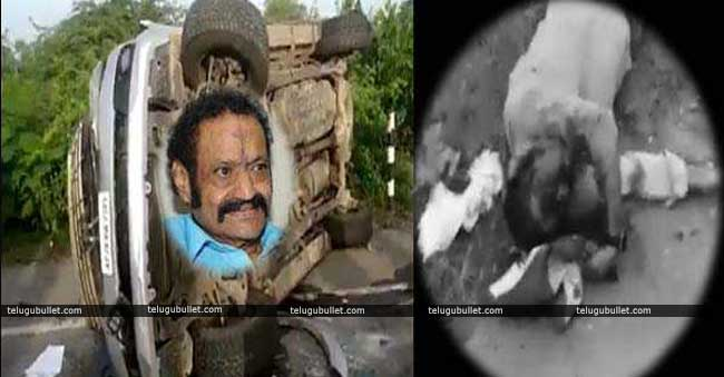 harikrishna accident