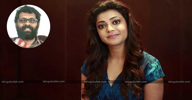 kajal tamil movie queen