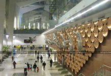 power bank blast in delhi airport