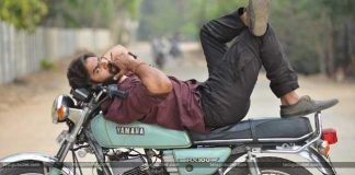 rx 100 movie bike for auction