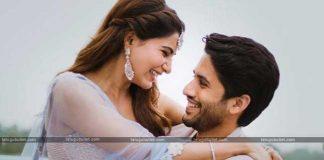 samantha and naga chaitanya movie title As majili