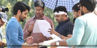 Shailaja Reddy Alludu over Re-Shoot