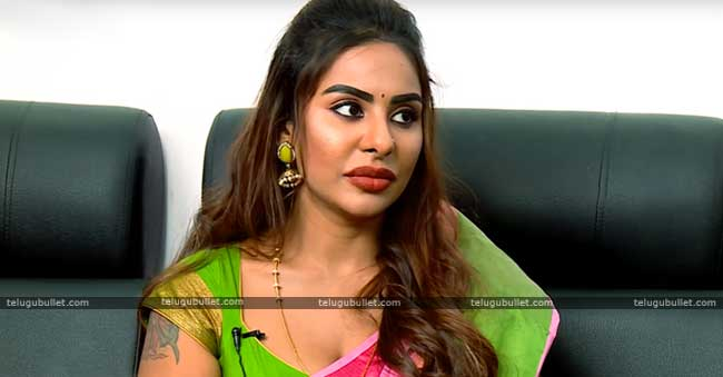 Srireddy Comments About Kollywood Stars
