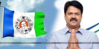 Chalamalasetty sunil party change