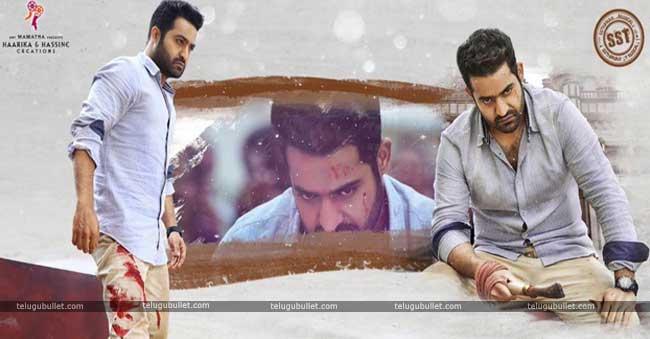 Comparisions on NTR Aravinda sametha movie