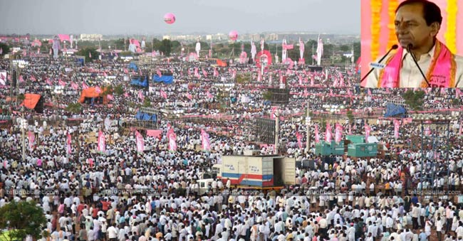KCR Is Trying To Assimilate With Sentiment