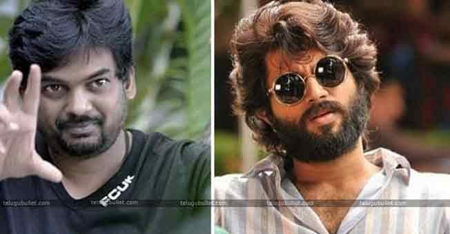 Puri Jagannath gets a script ready for Vijay Devarakonda