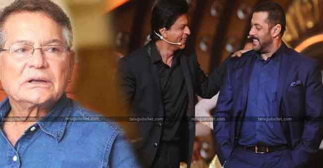 Shah Rukh Khan Dedicates His Success To Salman Khan Father