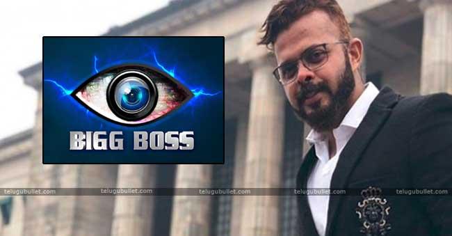 Sreesanth Set To Be A Part Of Bigg Boss Season 12