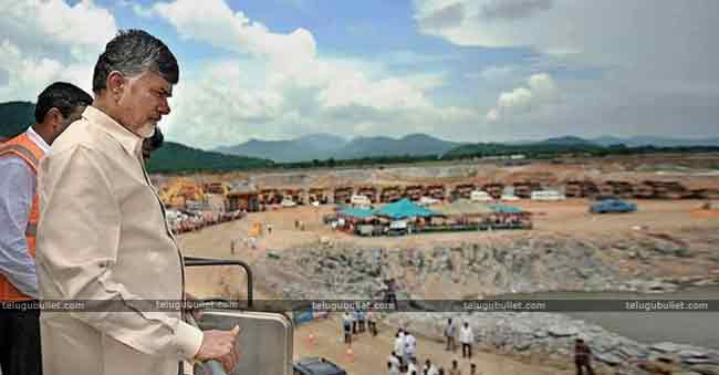 CM Chandrababu Naidu To Launch Polavaram Spillway Gallery