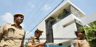 IT Raids On Congress Leader Revanth Reddy House