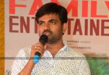 Director Maruthi Speech On Shailaja Reddy Alludu