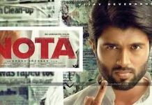 Vijay Devarakonda Playing Cm Role In Nota