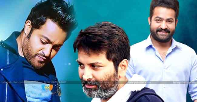 NTR And Trivikram Movie Release Get Soon