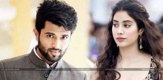Janhvi Kapoor Say Yes To Vijay Devarakonda Movie
