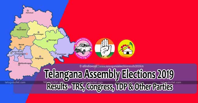 Telangana Elections And Results Dates Are Confirmed