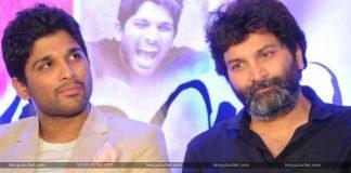 Allu Arjun New Film With Trivikram