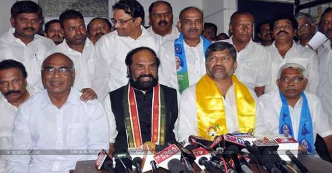 congress Leaders announced 1st voter list of candidates