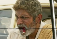Jagapathi Babu Dons Rustic Look In Aravinda Sametha