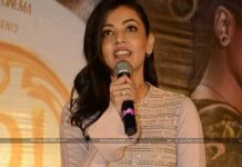 Kajal Aggarwal Say Sorry To Media