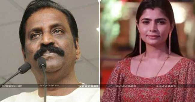 kamal hassan support with chinmayi