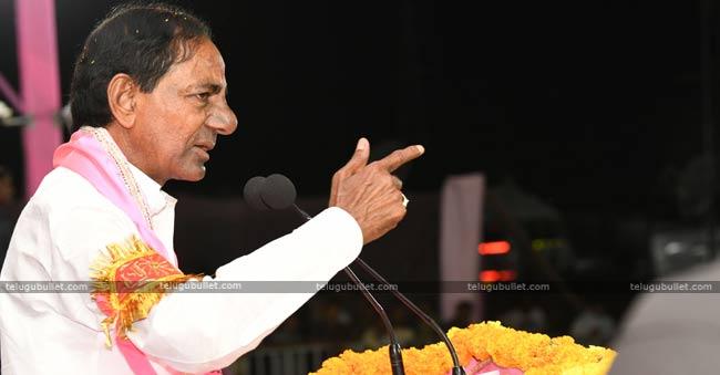 CM KCR Strong Warning To AP CM Chandrababu Naidu