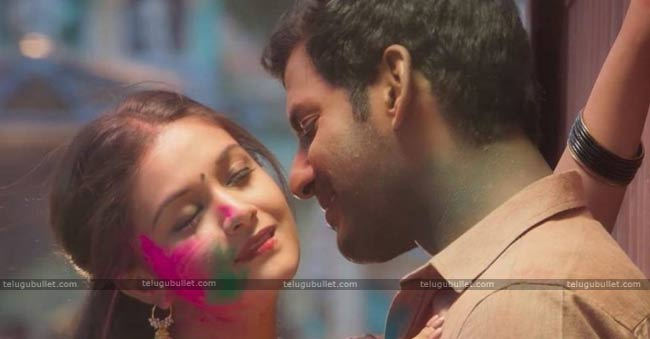 Vishal Pandem Kodi 2 Movie Heroine Keerthi Suresh