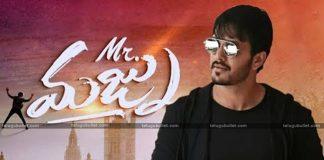 Akhil Mr Majnu Movie Release Postponed