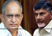 CM Chandrababu Naidu Expresses Shock Over Death Of MVVS Murhy