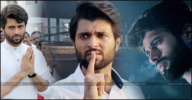 Vijay Devarakonda Signs His Second Tamil Film