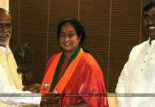 Padmini Reddy Shocking Decision Joins Congress Again